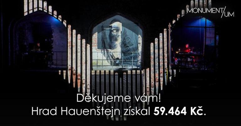 Monumentum - hrad Hauenštejn