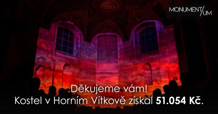 Monumentum kostel v Horním Vítkově